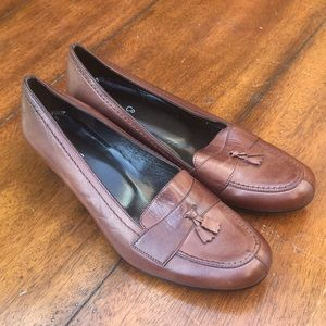 Tracy & CO Brown heels size 37